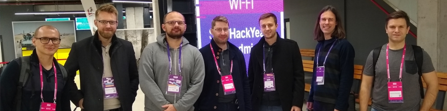 "PJAIT student is a winner in hackathon ""Hackyeah"""